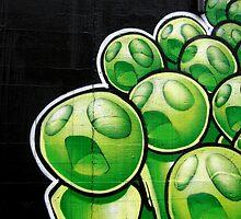 Street Art by Eliza Sarobhasa