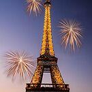 Happy New Year by Mathieu Longvert