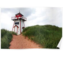 Lighthouse, PEI Poster