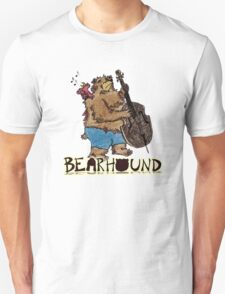 Singing Bird and Bear T-Shirt