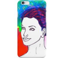 Serenely Colorful  iPhone Case/Skin
