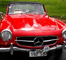 WOW !!! Mercedes Benz 190 SL 1958 model  by Carole-Anne