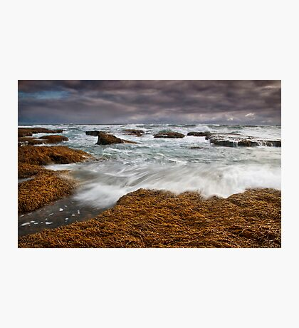 Rough Water Photographic Print