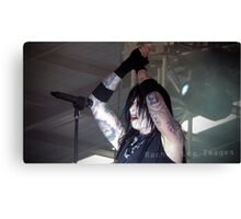 wednesday 13 Canvas Print
