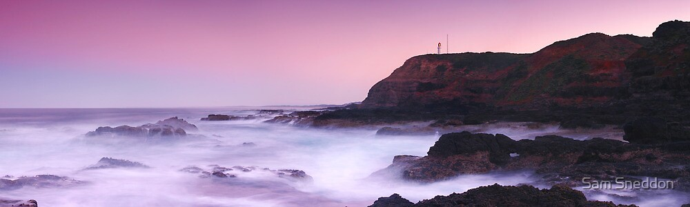 The Lighthouse by Sam Sneddon