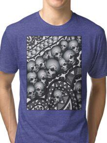 POLYJAM FOUR. Tri-blend T-Shirt