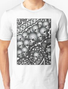 POLYJAM FOUR. Unisex T-Shirt