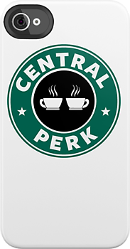 Central Perk by Lugonbe