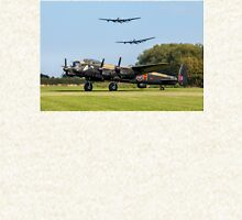 Three Lancasters at East Kirkby Pullover