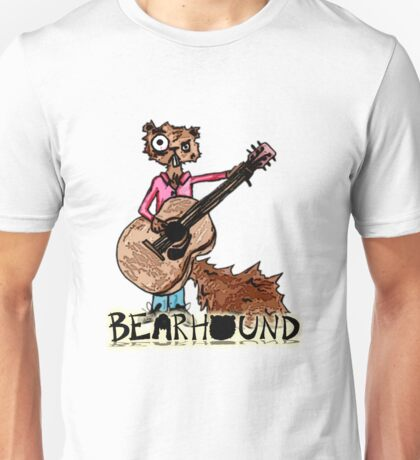Squirrel Playing Guitar Unisex T-Shirt