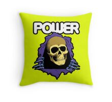 POWER - Skate Masters of the Universe Throw Pillow