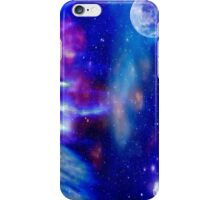 JOURNEY INTO THE UNIVERSE iPhone Case/Skin