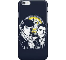 Sherlock Design iPhone Case/Skin