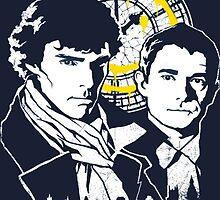 Sherlock Design by LJBHOLSON