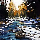 Ruiter Brook by David Kelavey