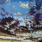 Crowley Sunset 2 by David Kelavey