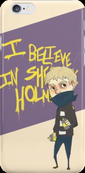 Believe by Bskizzle