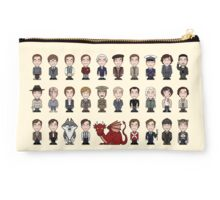 A Field Guide to the Common Cumberbatch (case/skin/pouch) Studio Pouch