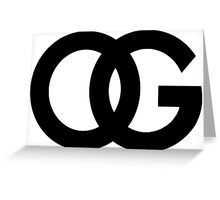 OG Greeting Card