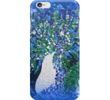 PASSION-CANDLELITE AND FLOWERS iPhone Case/Skin