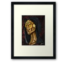 The Ancient Framed Print