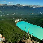 Turquoise Jewel - Lake Louise by JamesA1