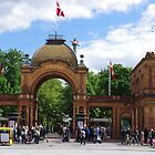 Denmark - Tivoli Gardens by Derek  Rogers