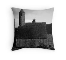 Glendalough Ireland Throw Pillow