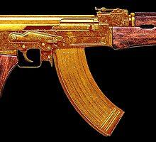 AK-47 by fysham