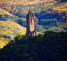 The Wallace Monument by tunna