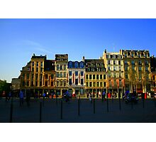 Lille, France Photographic Print