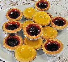 Tea Time Tarts by Margaret Stevens