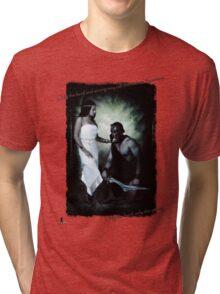 Goodbye my love... Tri-blend T-Shirt