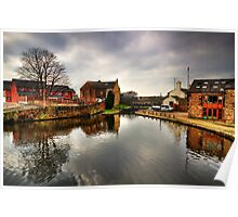 Canal Basin Poster