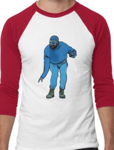 Hotline Bling  Men's Baseball ¾ T-Shirt