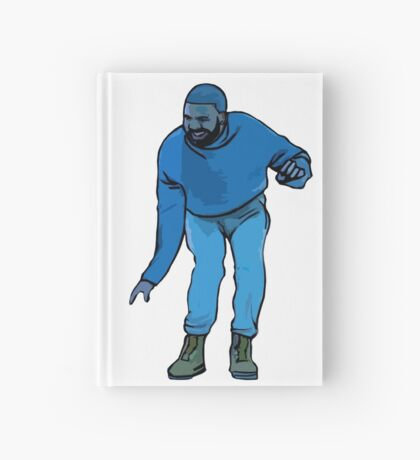Hotline Bling  Hardcover Journal