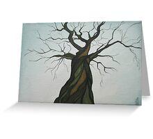 Little Big Tree Greeting Card