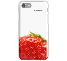Strawberry iphone iPhone Case/Skin