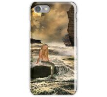 Sirens in Waiting iPhone Case/Skin