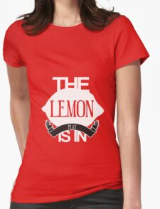 The Travelling Lemon (White) T-Shirt