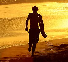 The Great Ocean Road, Australia by Paul Greene