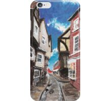 The Shambles, York iPhone Case/Skin
