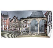 Aachen, Hof Poster