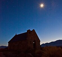 Good Morning Church by Martin Canning