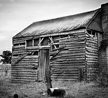 The old farmhouse by Rosie Appleton