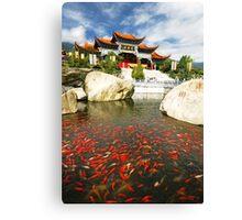 Buddhist China 1 Canvas Print