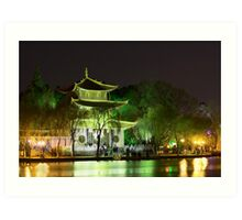 Buddhist China 2 Art Print