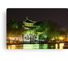 Buddhist China 2 Canvas Print