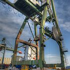 StarWars at Tilbury Port by Thasan
