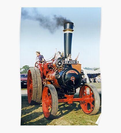 SteamRooler Poster